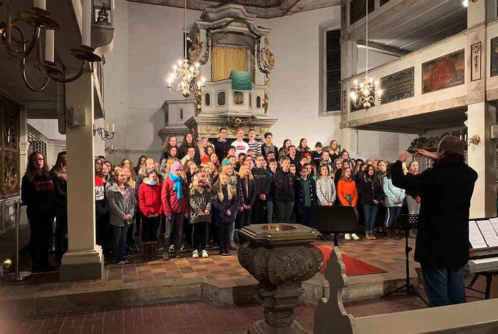 Chorlager-Schulchor-Proben-Christuskirche